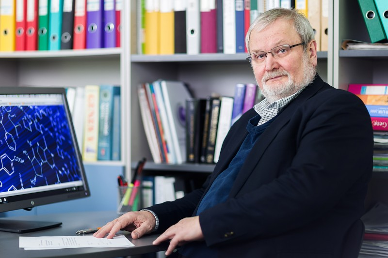 Mart Ustav --- University of Tartu - Institute of Technology