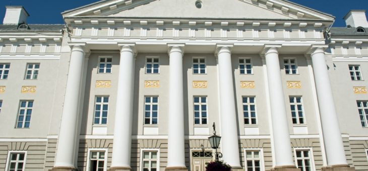 University of Tartu achieves a new record in the world rankings