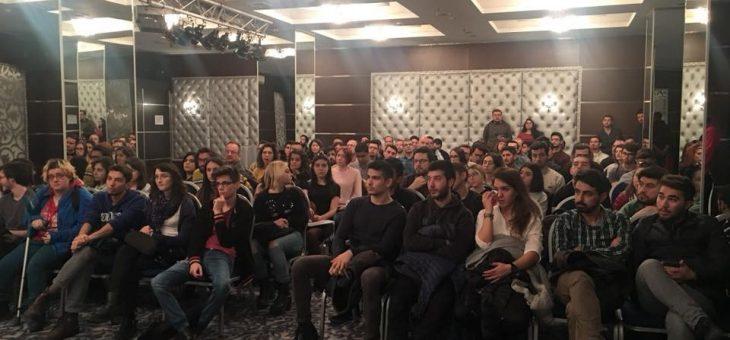 Estonian University Info Session in Ankara