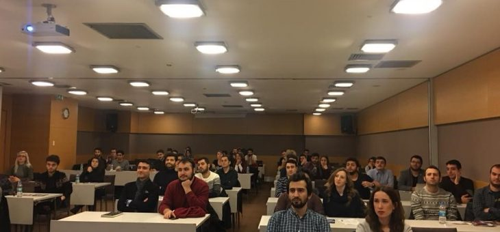 S&T UT, TTU, TLU Estonian Universities Info Session in Istanbul