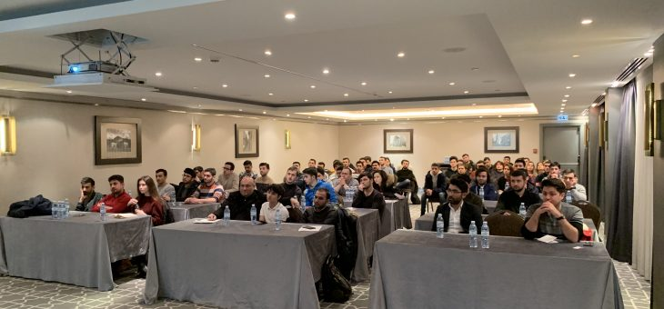 Info sessions in Baku