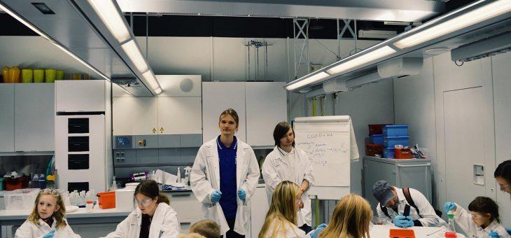 Tartu TUIT organizes workshops in Heureka